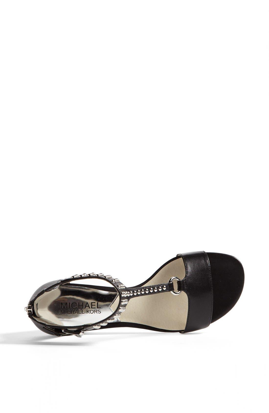 Alternate Image 3  - MICHAEL Michael Kors 'Celena' Wedge Sandal