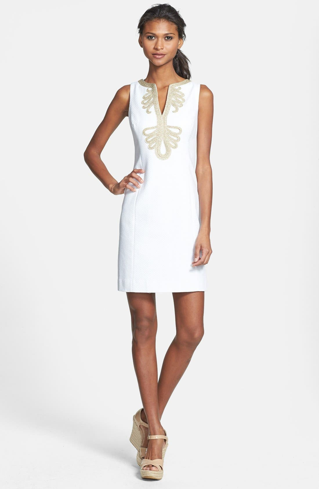 Alternate Image 1 Selected - Lilly Pulitzer® 'Janice' Shift Dress