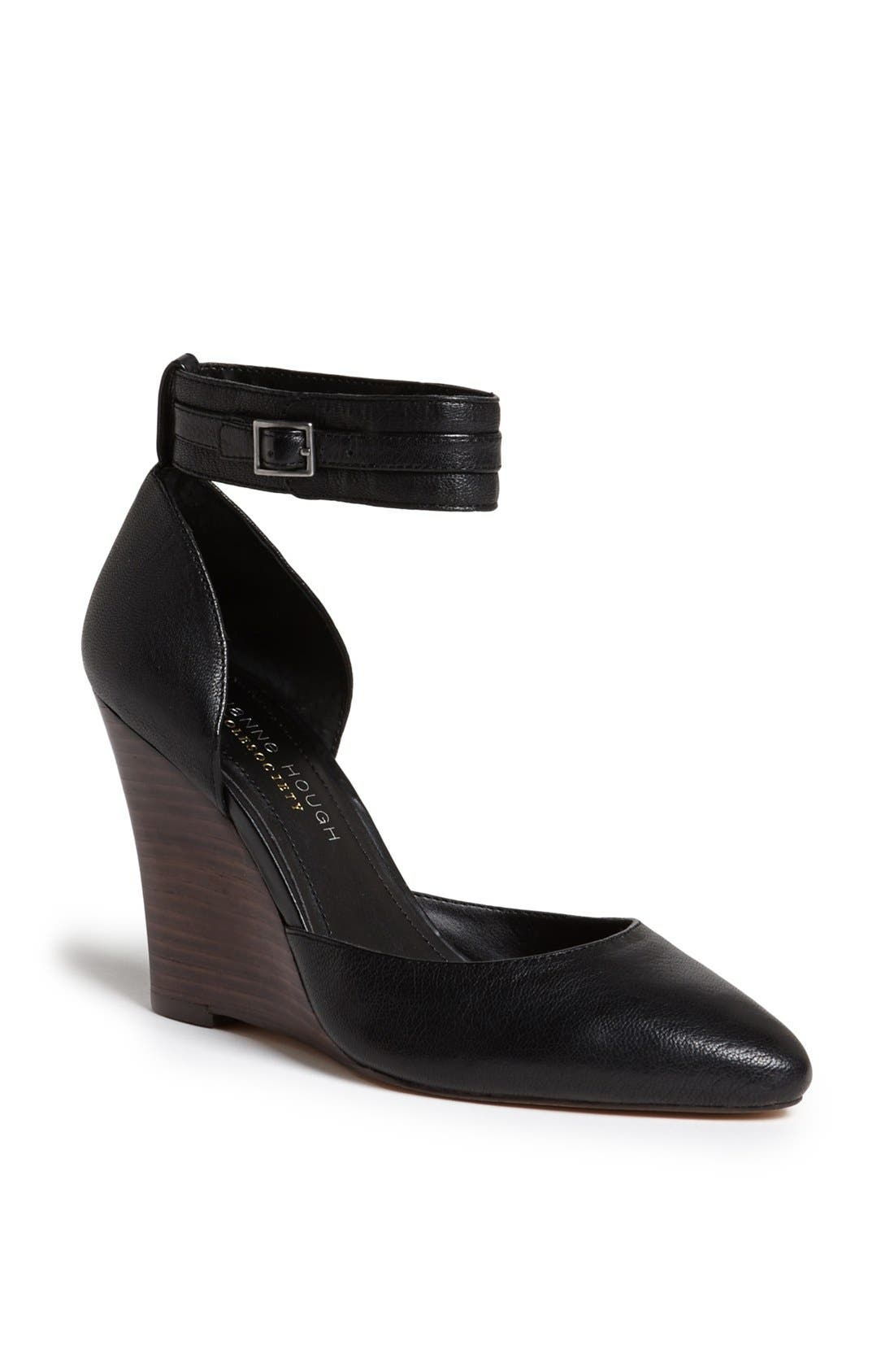 Main Image - Sole Society by Julianne Hough 'Caity' Ankle Strap Pump