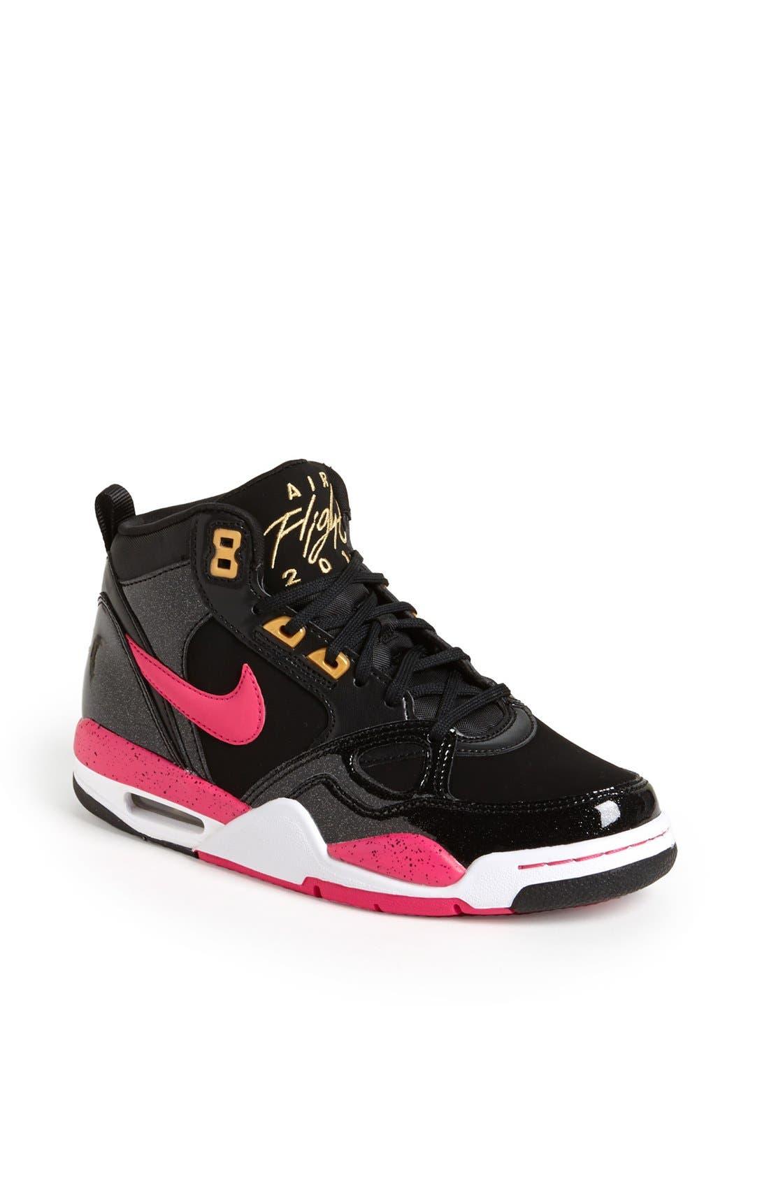 Main Image - Nike 'Flight '13 Mid' Sneaker (Women)