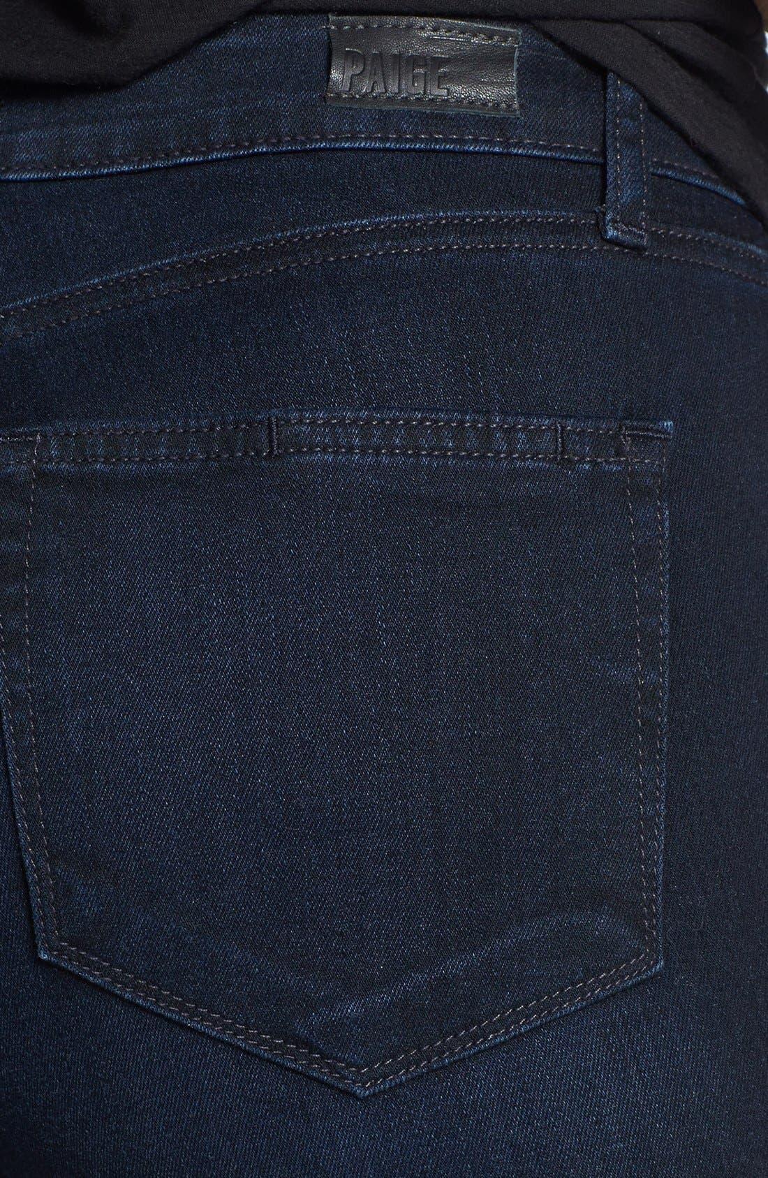 Alternate Image 3  - Paige Denim 'Canyon' High Rise Bell Bottom Jeans (Peyton)