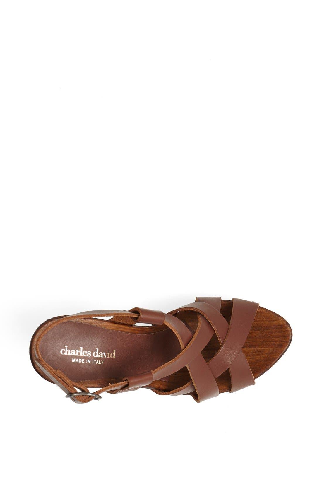 Alternate Image 3  - Charles David 'Palle' Sandal
