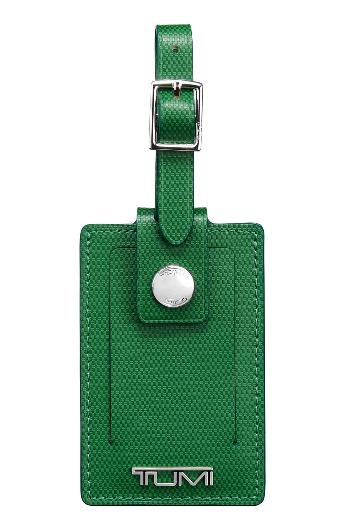 Main Image - Tumi Leather Luggage Tag