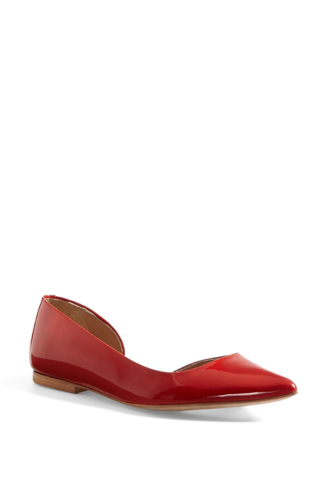 Alternate Image 1 Selected - Kurt Geiger London 'Primrose' Skimmer Flat (Online Only)