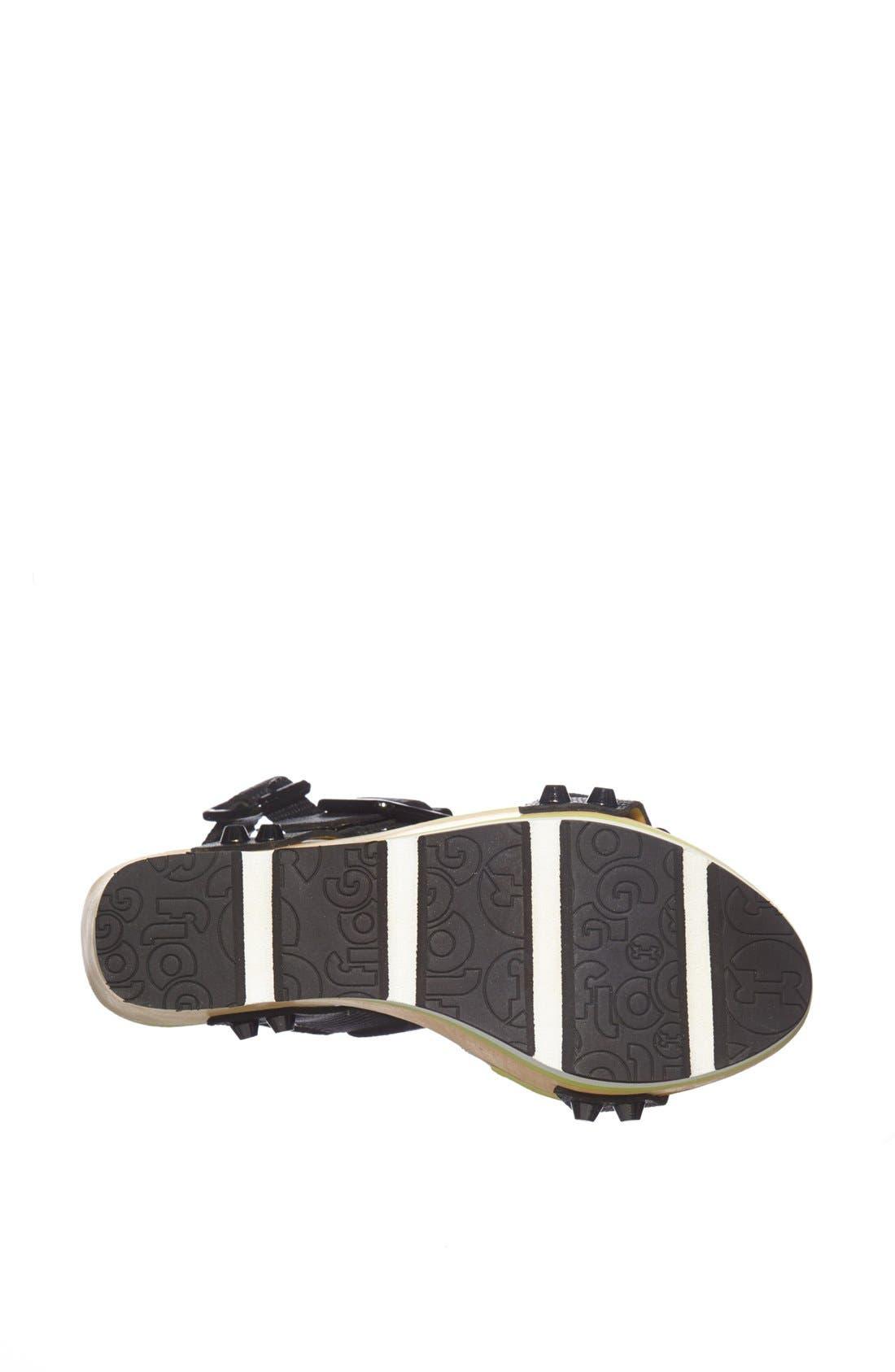 Alternate Image 4  - Flogg 'Claudia' Wedge Platform Sandal