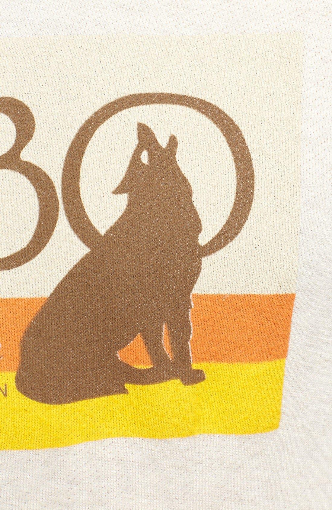 Alternate Image 3  - Pendleton Portland Collection 'Lobo Logo' Graphic Crewneck Sweatshirt