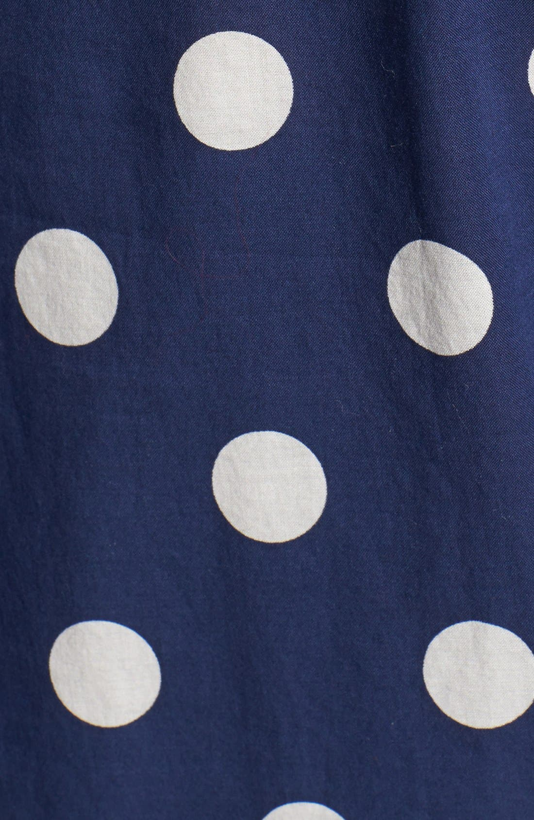 Alternate Image 3  - Equipment 'Reese' Polka Dot Cotton Shirt