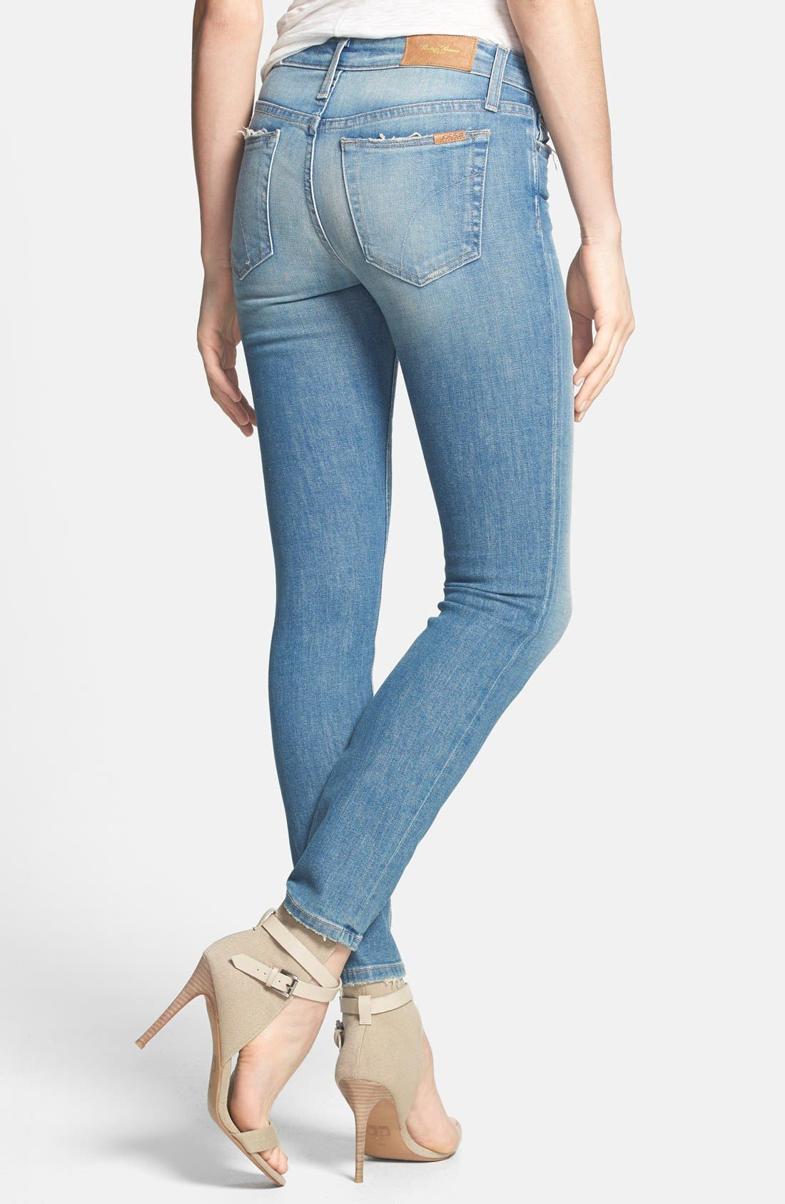 Alternate Image 2  - Joe's Skinny Ankle Jeans (Margo)