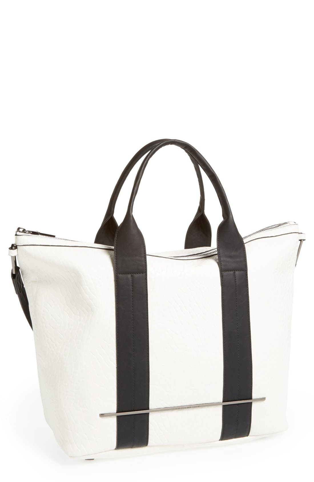 Alternate Image 1 Selected - French Connection 'Fast Track - Dome' Tote