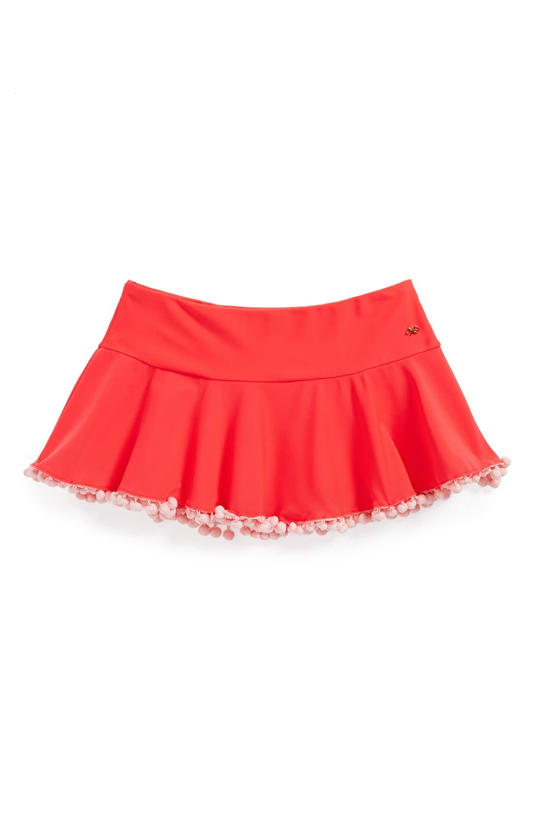 Alternate Image 1 Selected - PilyQ Cover-Up Skirt (Little Girls & Big Girls)