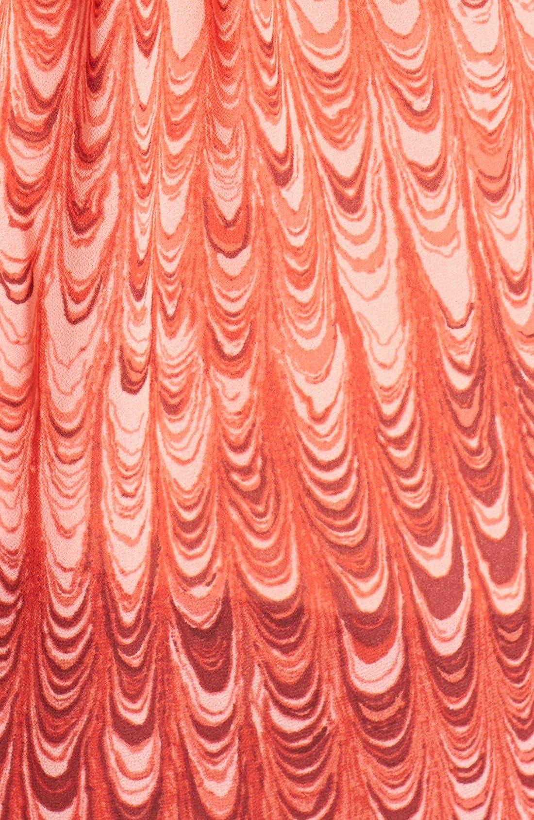 Alternate Image 3  - MICHAEL Michael Kors 'Paper' Flowy Top (Plus Size)