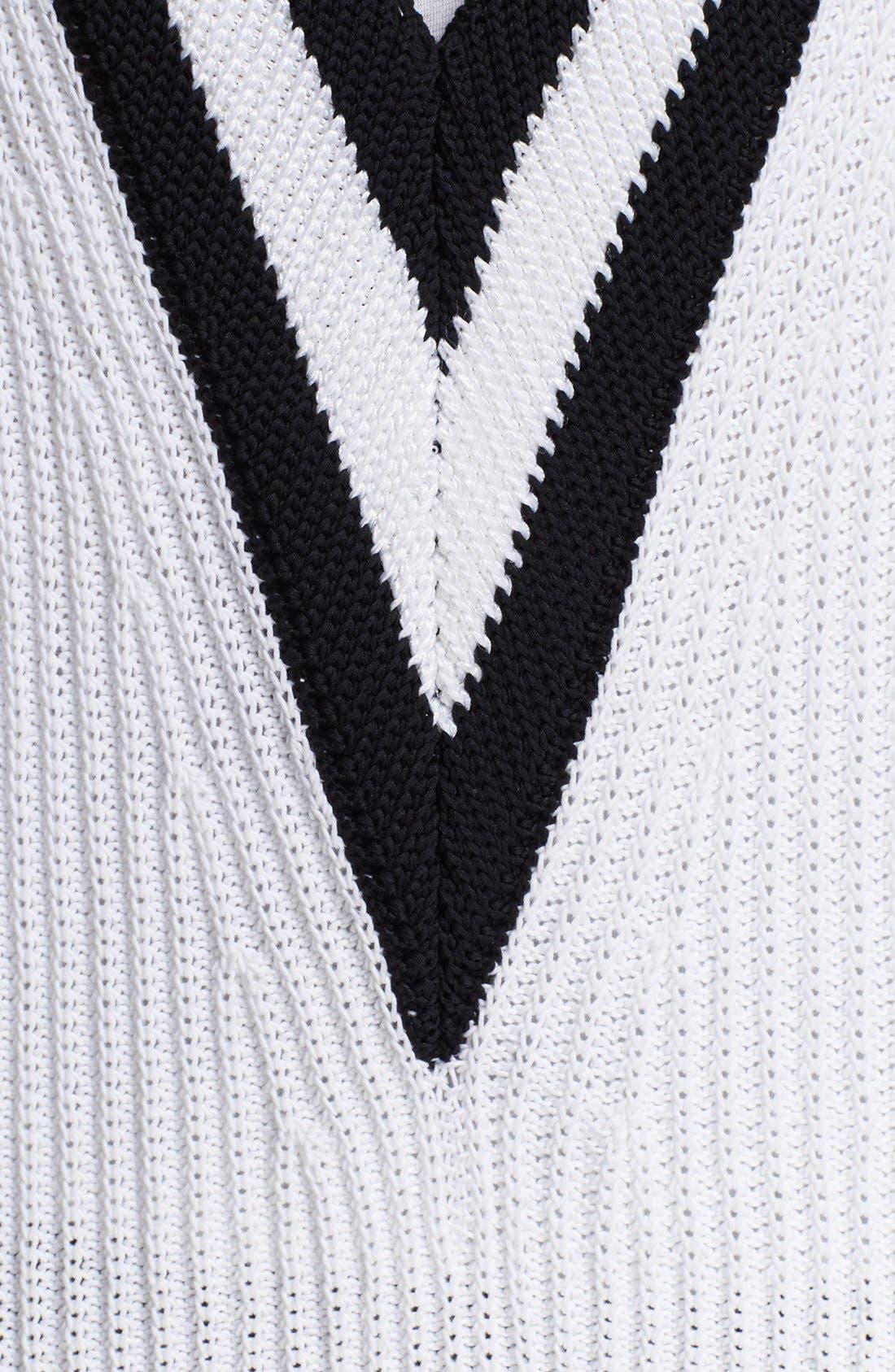 Alternate Image 3  - rag & bone 'Talia' V-Neck Sweater