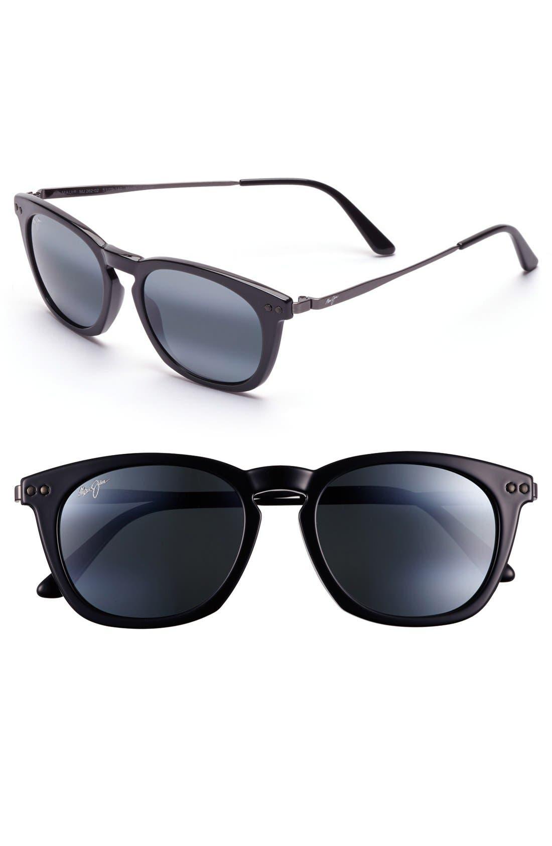 Alternate Image 1 Selected - Maui Jim 'Holoholo' 51mm Polarized Sunglasses
