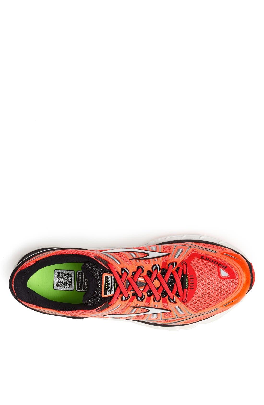 Alternate Image 4  - Brooks 'Transcend' Running Shoe (Men)
