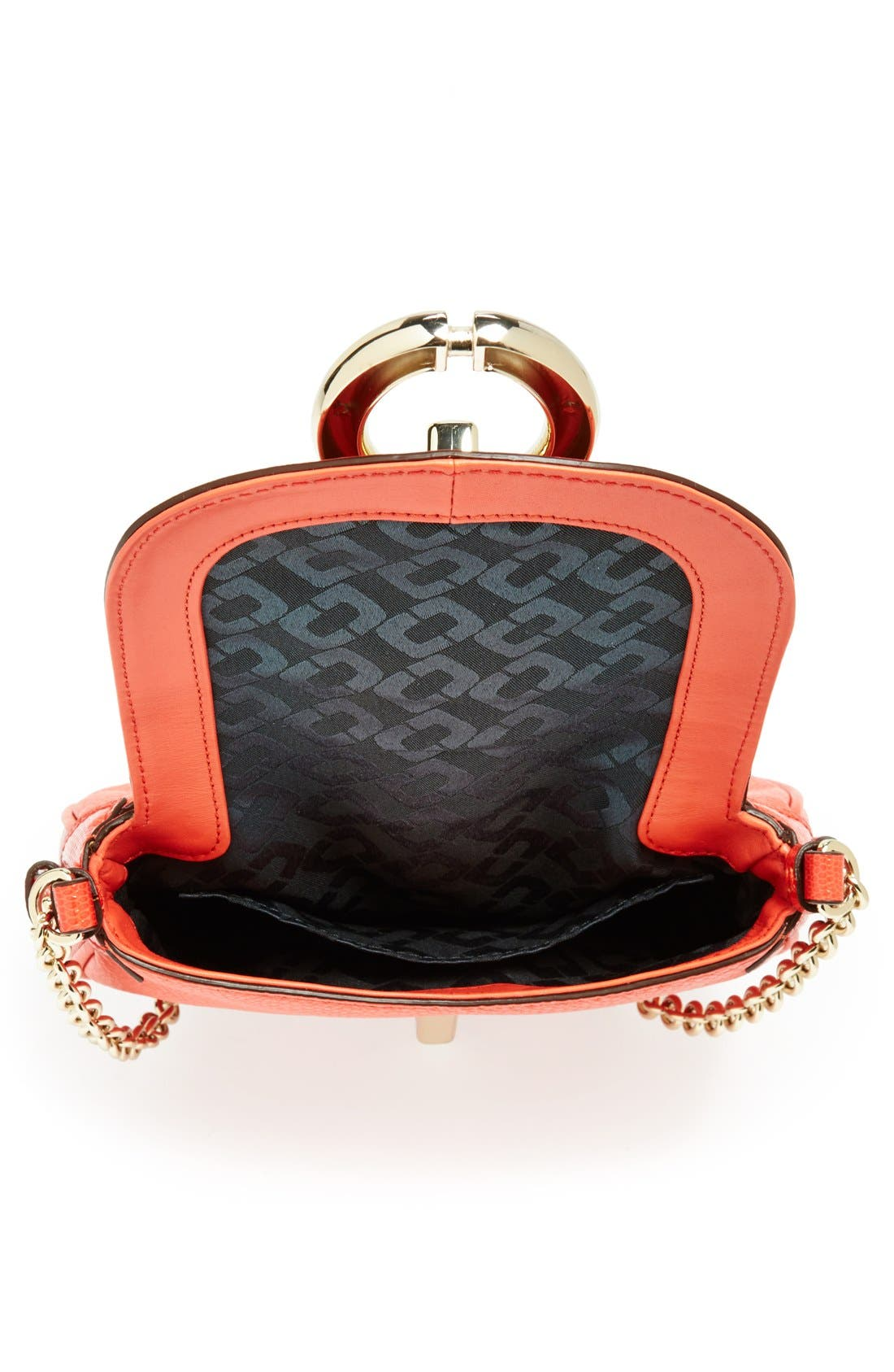 Alternate Image 3  - Diane von Furstenberg 'Sutra - Mini' Leather Crossbody Bag
