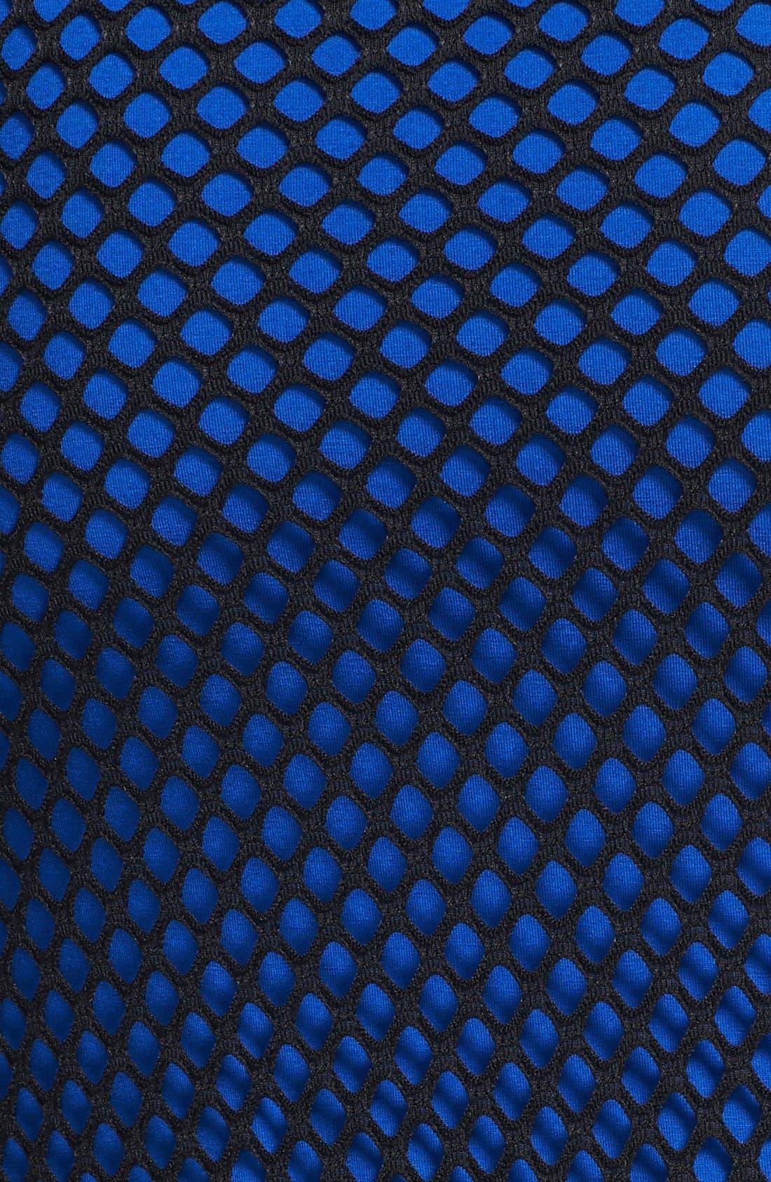 Alternate Image 3  - Bailey 44 'Afro Pop' Mesh Overlay Maxi Dress