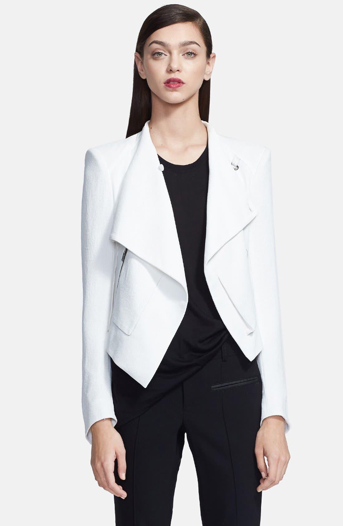 Main Image - Helmut Lang Asymmetrical Jacket