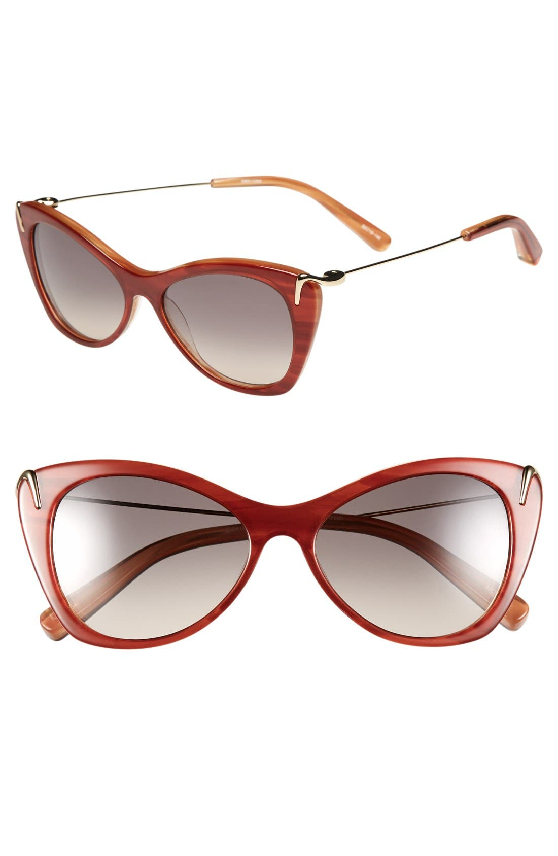 Main Image - Elizabeth and James 'Fillmore' 52mm Cat Eye Sunglasses