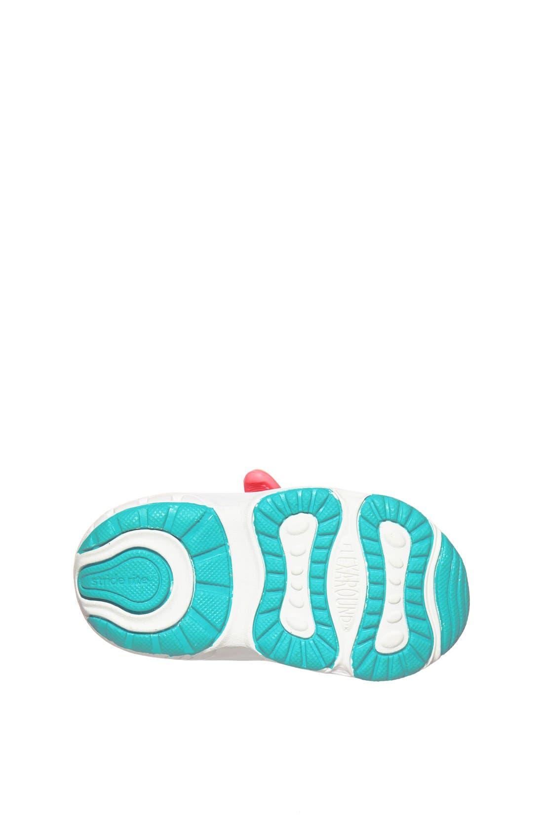 Alternate Image 4  - Stride Rite 'Made 2 Play™ - Aqua' Sneaker (Baby, Walker & Toddler)