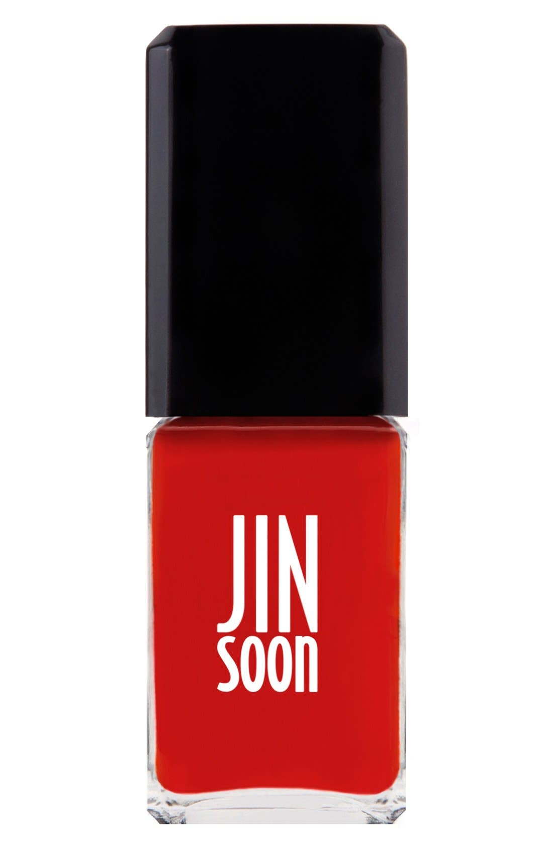 JINsoon 'Pop Orange' Nail Lacquer