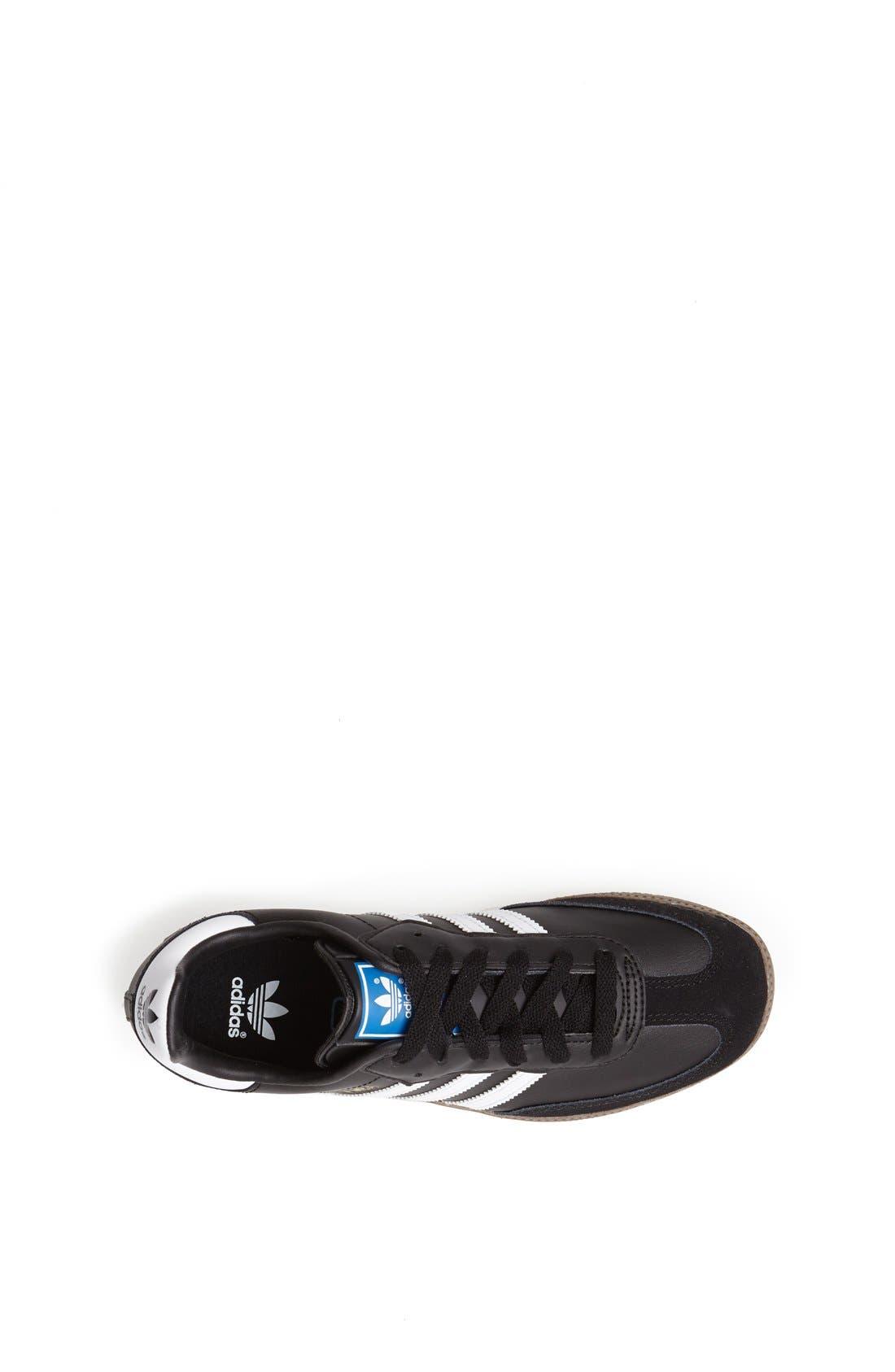 Alternate Image 3  - adidas 'Samba' Sneaker (Toddler, Little Kid & Big Kid)