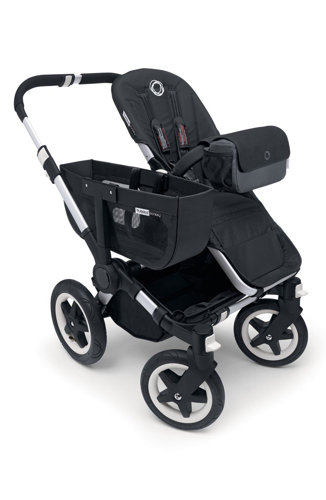 Bugaboo 'Donkey' Aluminum Frame Stroller & Accessories