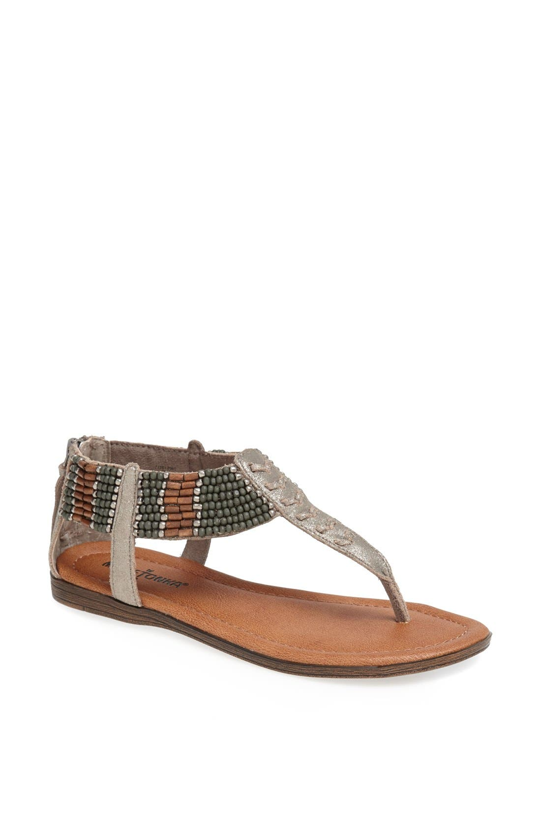 Alternate Image 1 Selected - Minnetonka 'Ibiza' Sandal