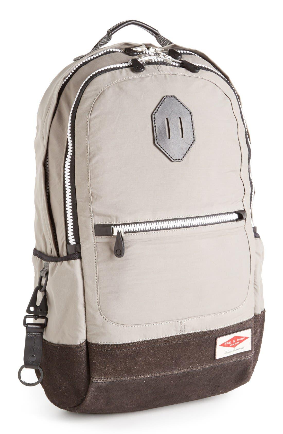 Alternate Image 1 Selected - rag & bone 'Sporty' Backpack