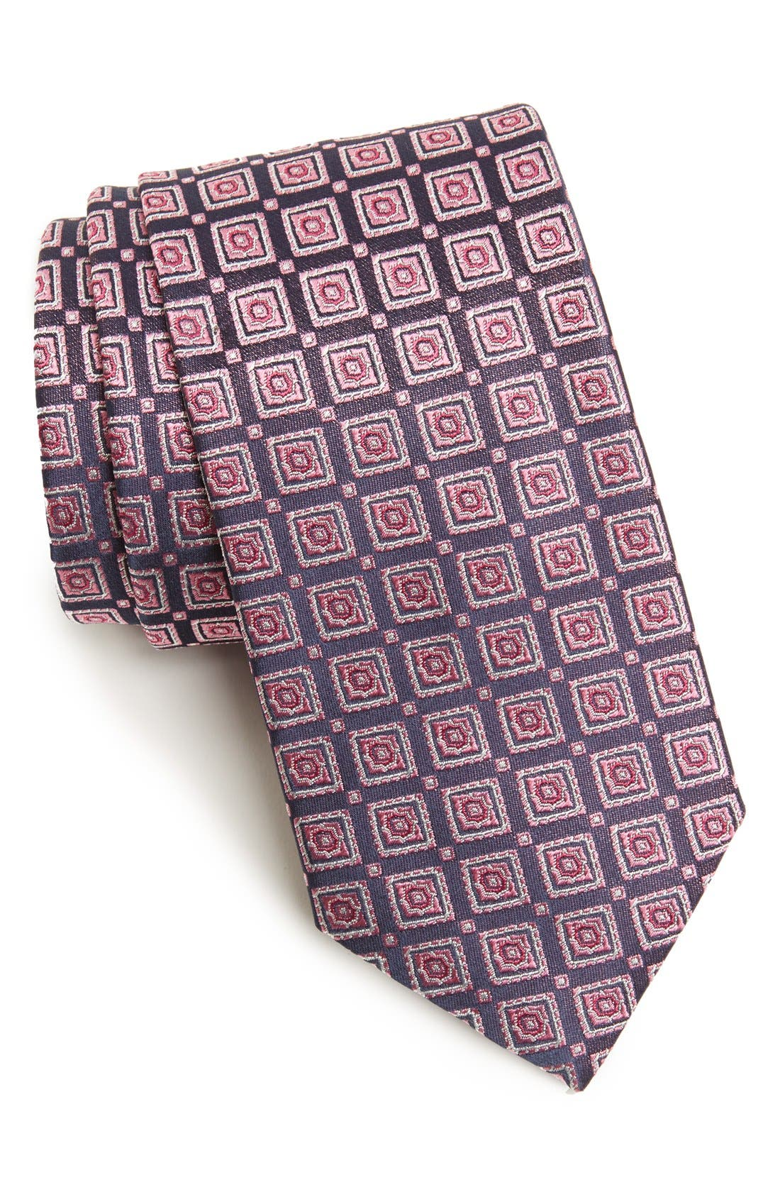 Alternate Image 1 Selected - HUGO BOSS GEO TIE