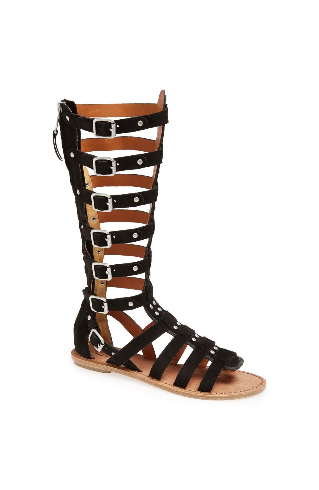 Alternate Image 1 Selected - Ash 'Nyphea' Gladiator Sandal