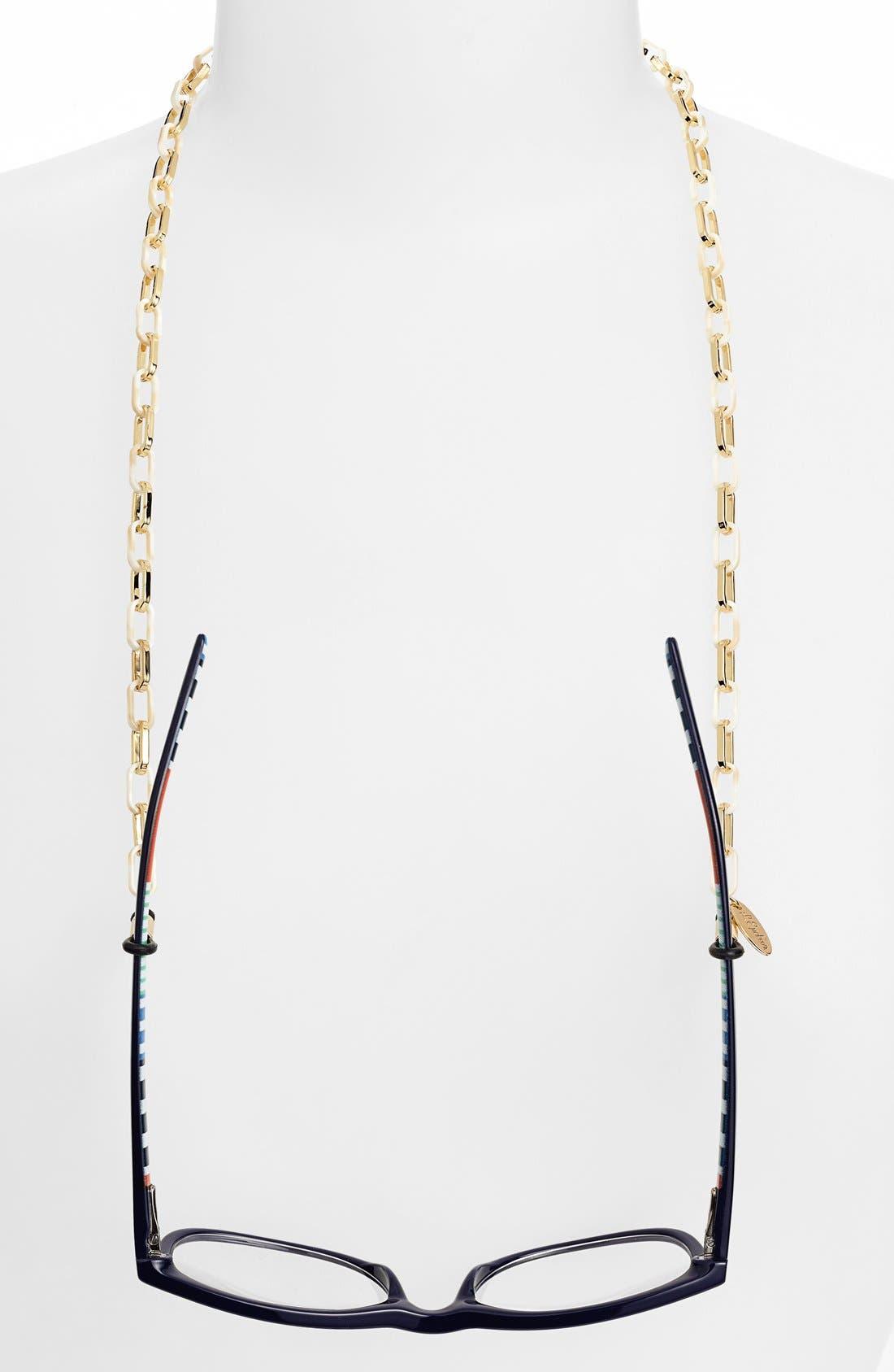 L. Erickson 'Magdelan' Mini Metal Link Eyewear Chain