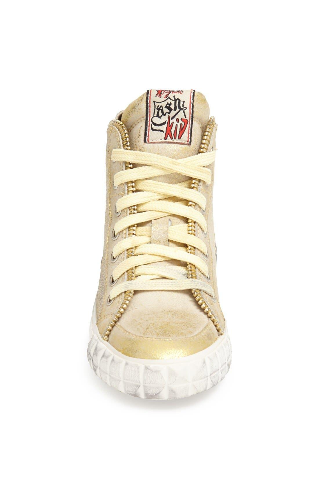 Alternate Image 3  - Ash 'Candy' Sneaker (Little Kid & Big Kid)