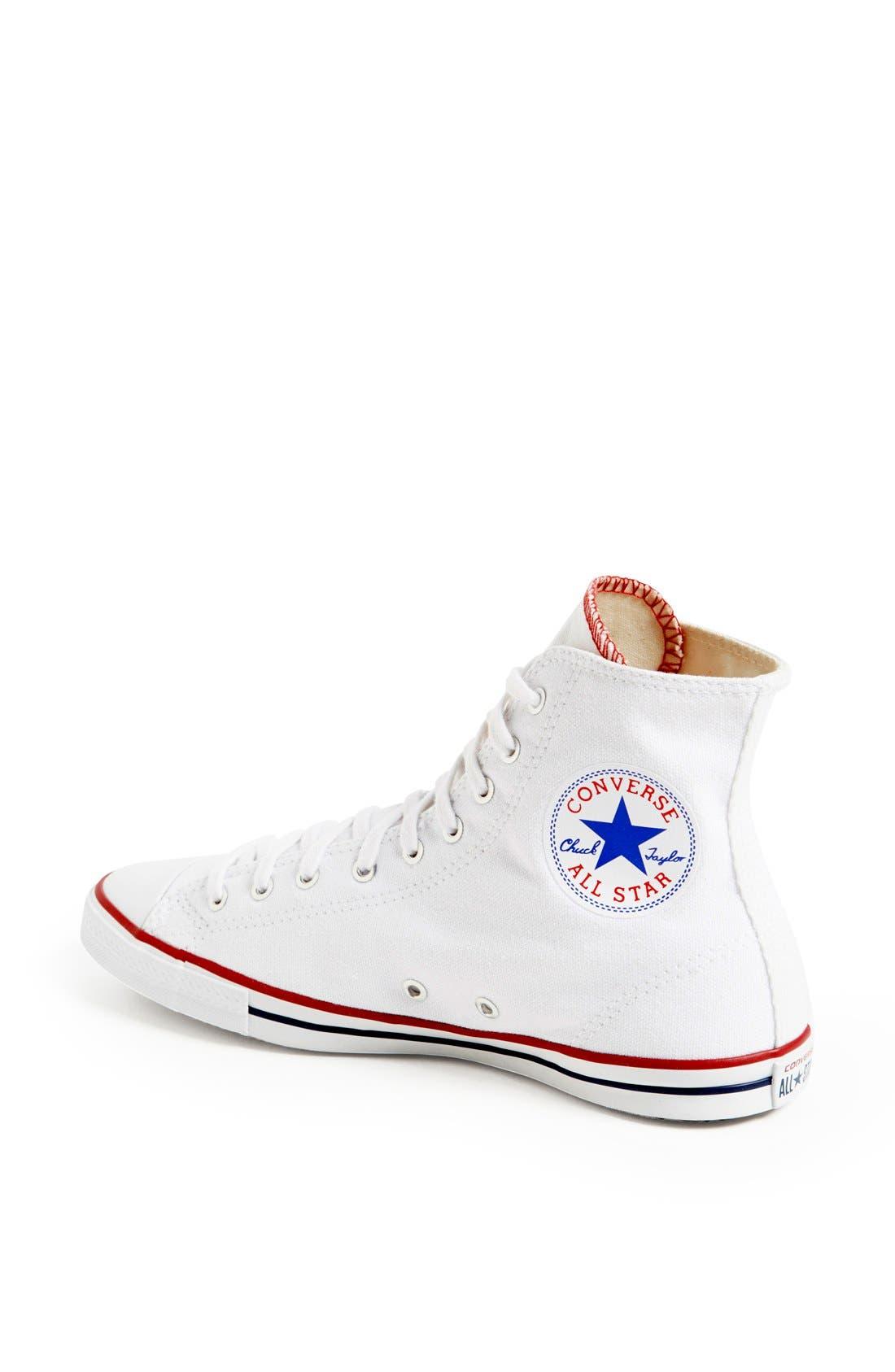 Alternate Image 3  - Converse Chuck Taylor® All Star® 'Fancy' High Top Sneaker