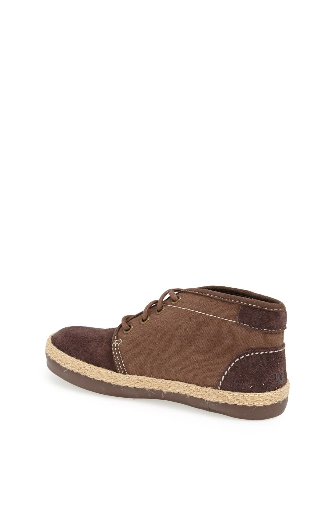 Alternate Image 2  - UGG® Australia 'Casper' Chukka Boot (Toddler, Little Kid & Big Kid)