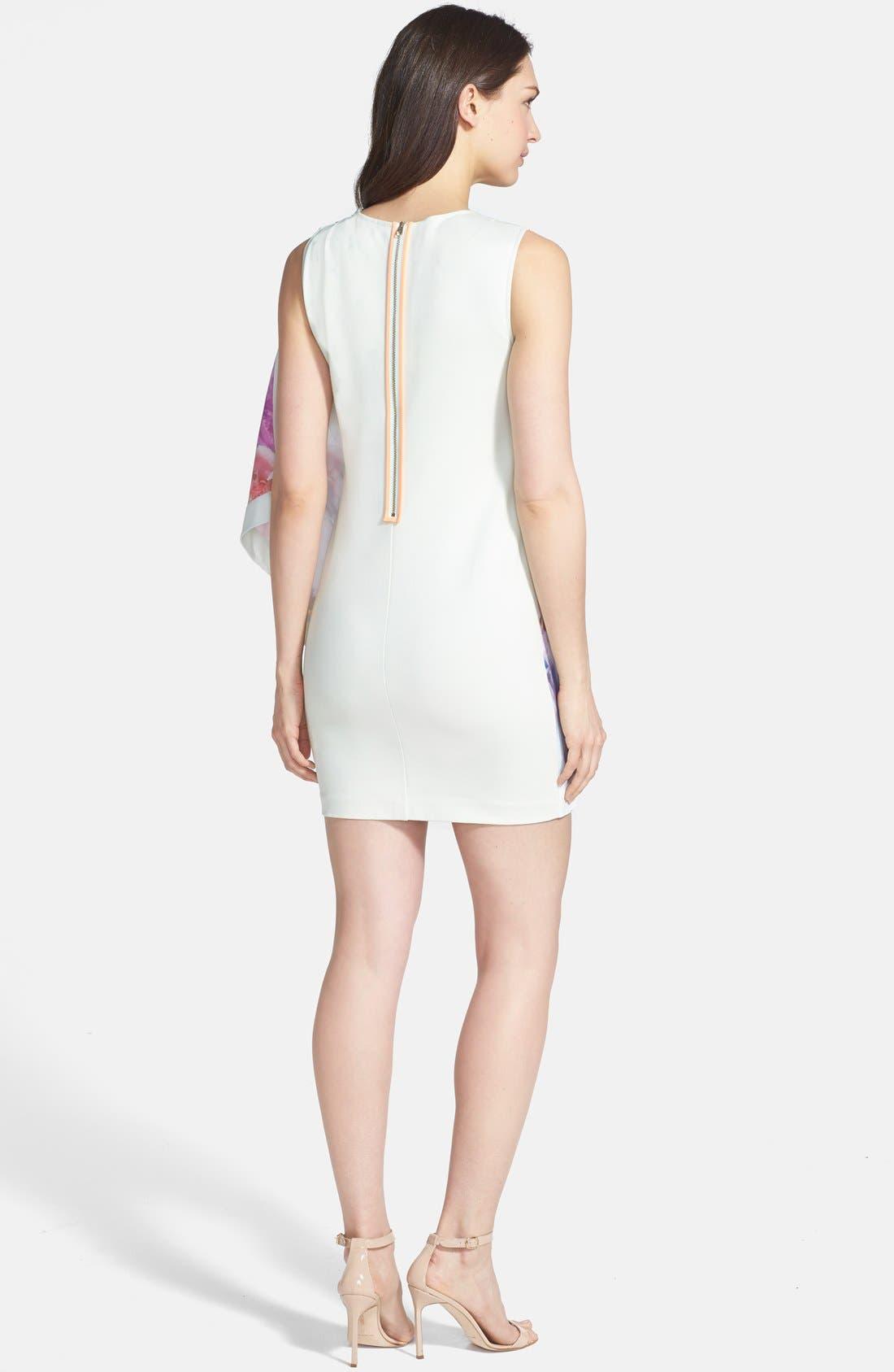 Alternate Image 2  - Ted Baker London 'Sugar Sweet' Floral Tunic Dress