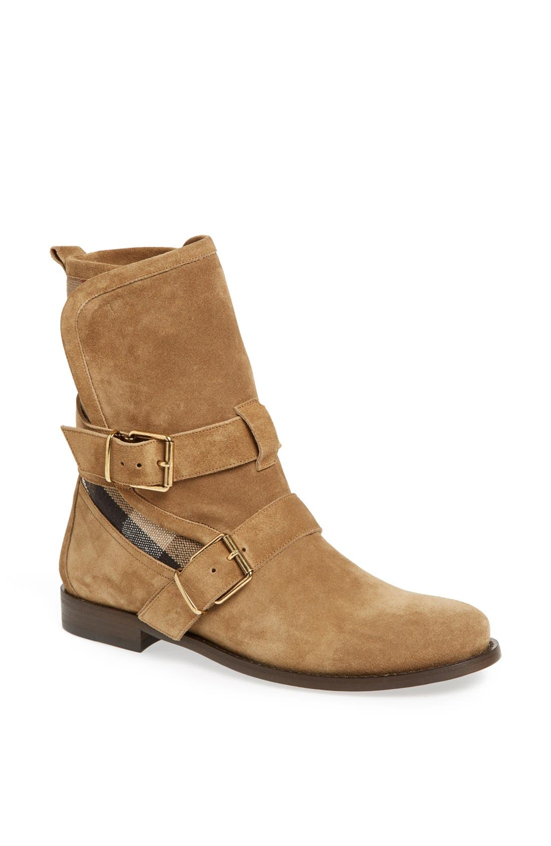 Main Image - Burberry 'Worcester' Boot