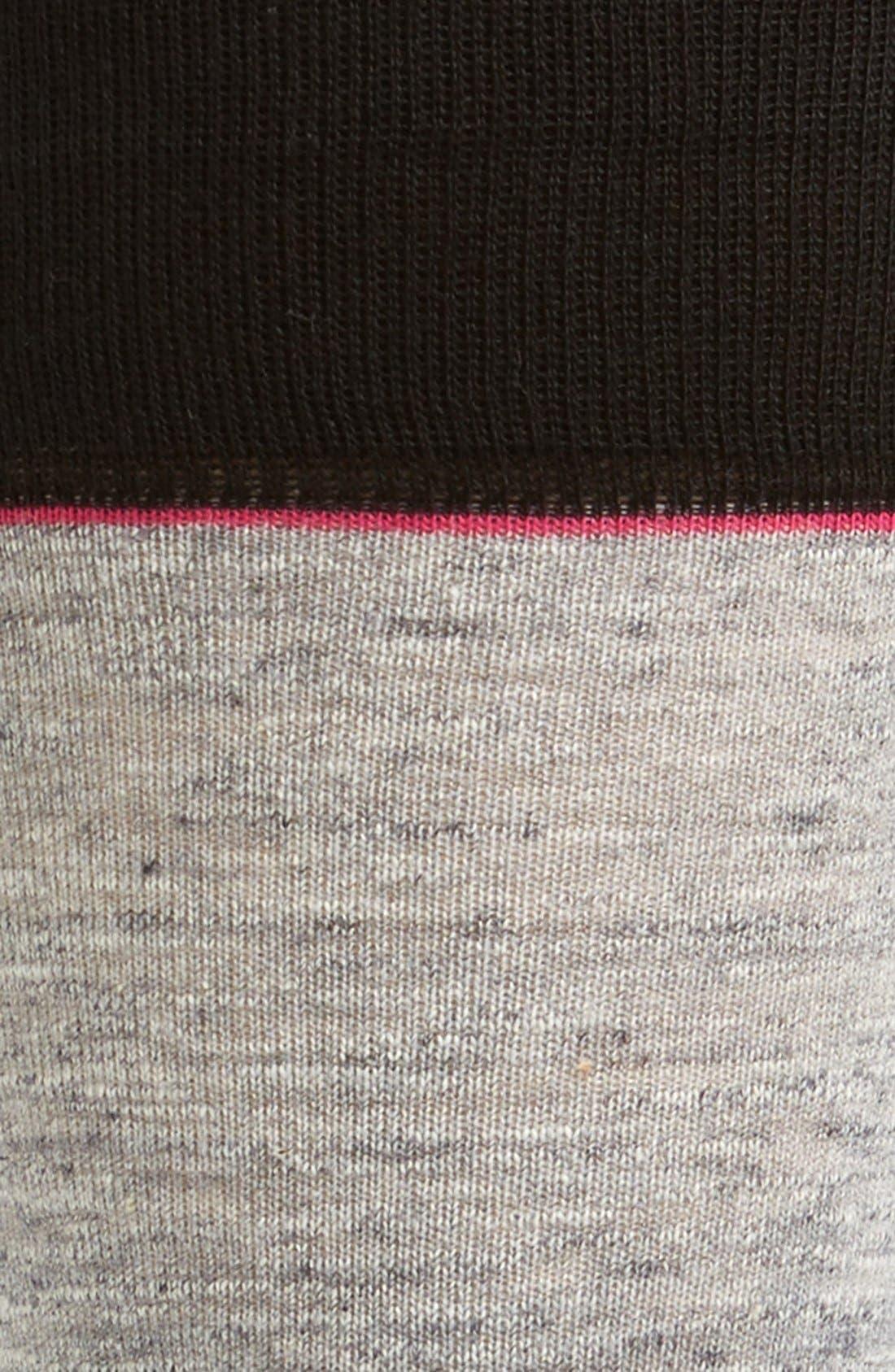 Alternate Image 2  - Etiquette Clothiers Slubby Socks