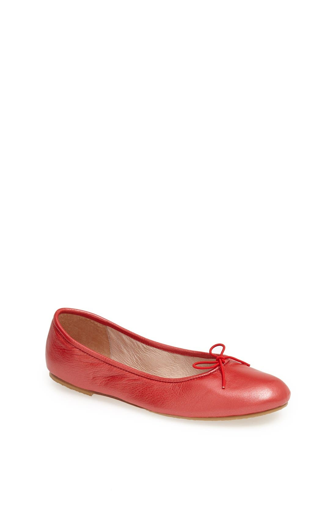 Alternate Image 1 Selected - Bloch 'Arabella' Ballet Flat (Little Kid & Big Kid)