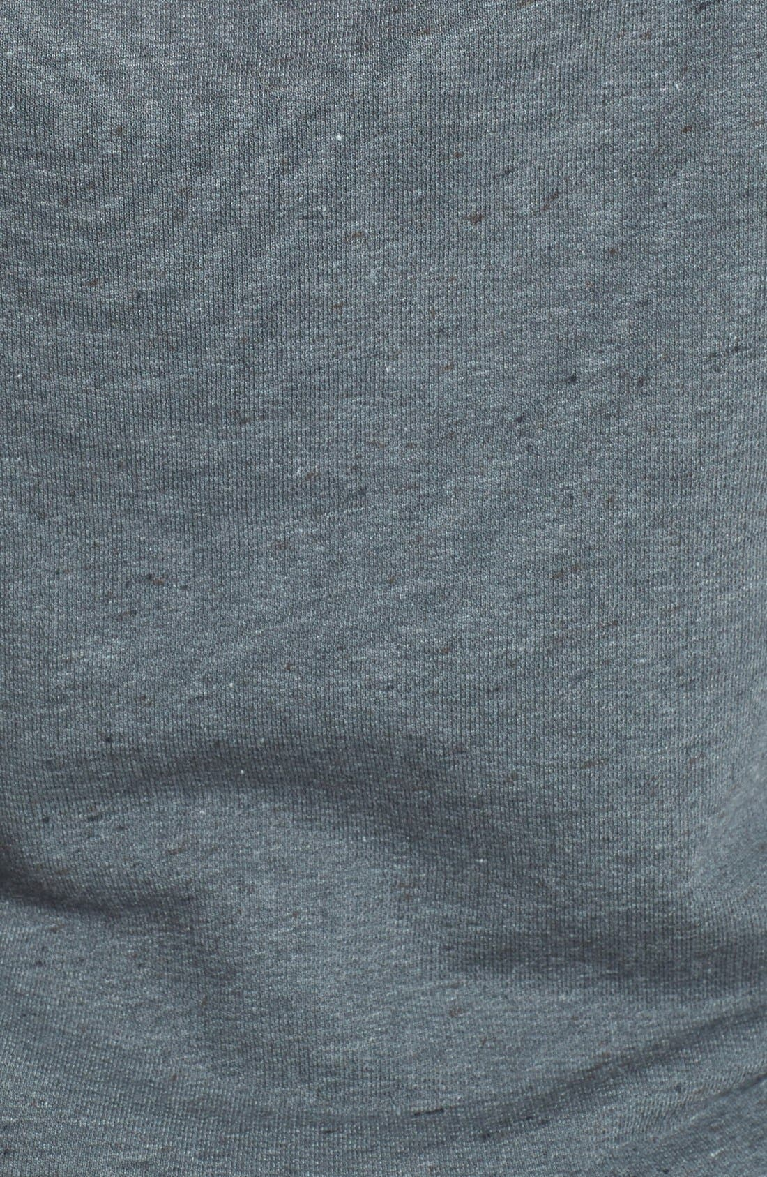 Alternate Image 5  - Solow Twist Back Sweatshirt