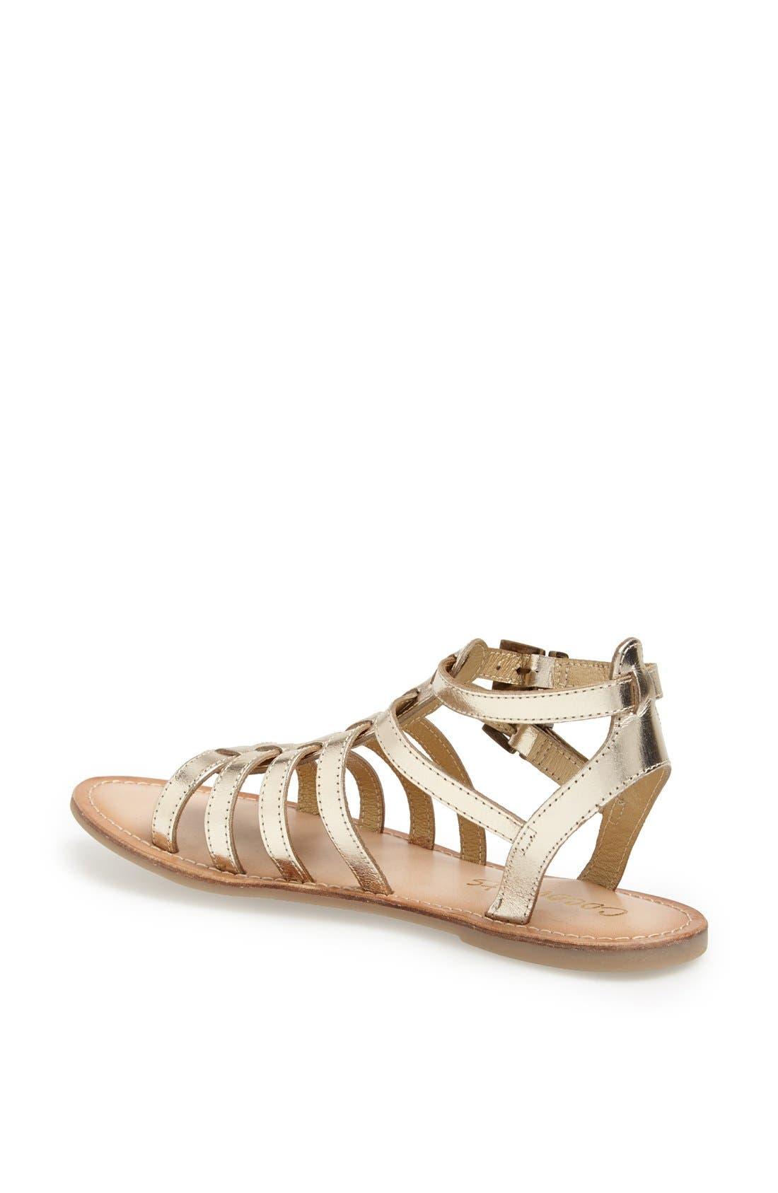 Alternate Image 2  - Matisse 'Storybook' Flat Leather Sandal