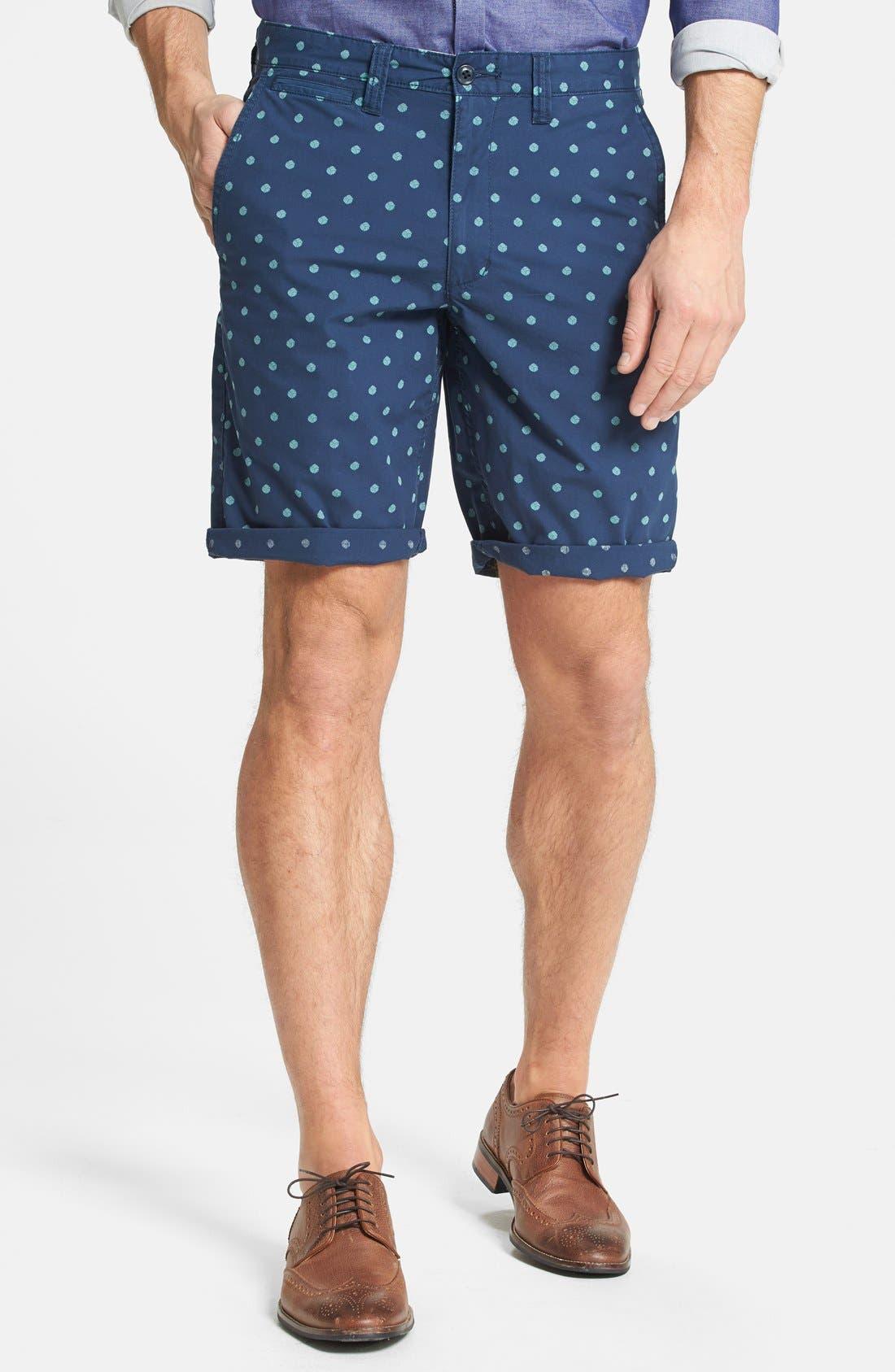 Main Image - Dockers® 'Tie Knot' Print Shorts