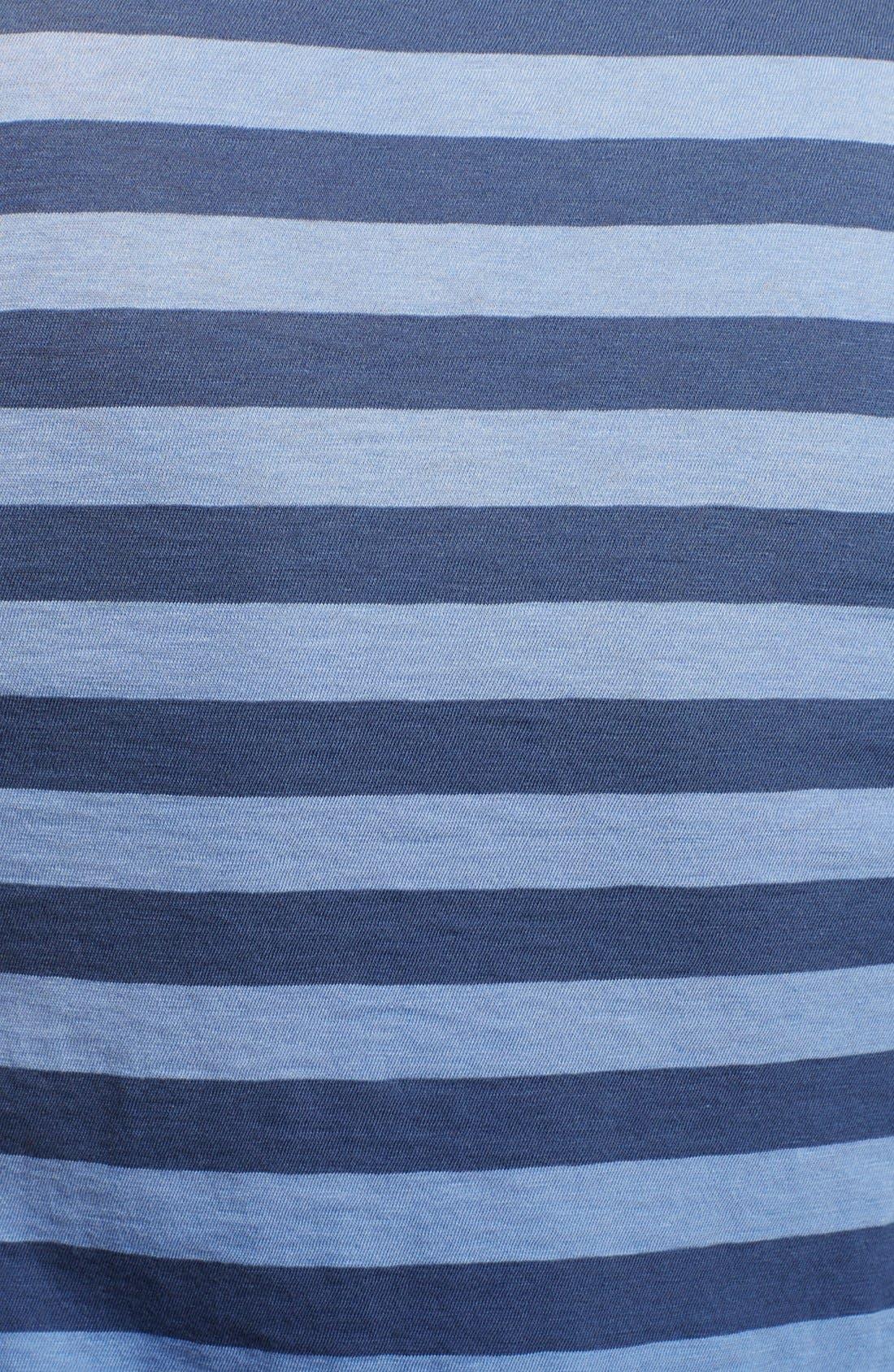Alternate Image 3  - Polo Ralph Lauren Stripe Crewneck T-Shirt