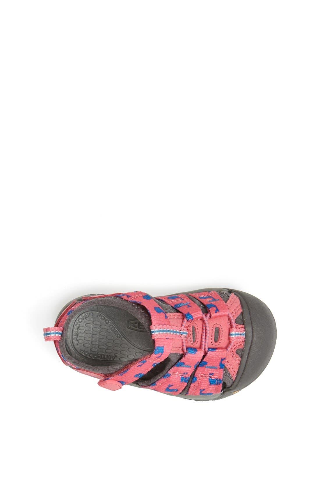 Alternate Image 3  - Keen 'Newport H2' Print Sandal (Baby & Walker)