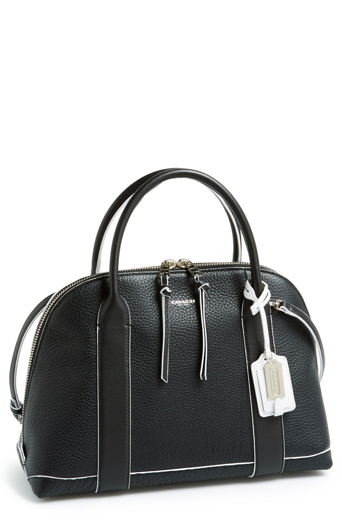 Alternate Image 1 Selected - COACH 'Preston' Leather Tote
