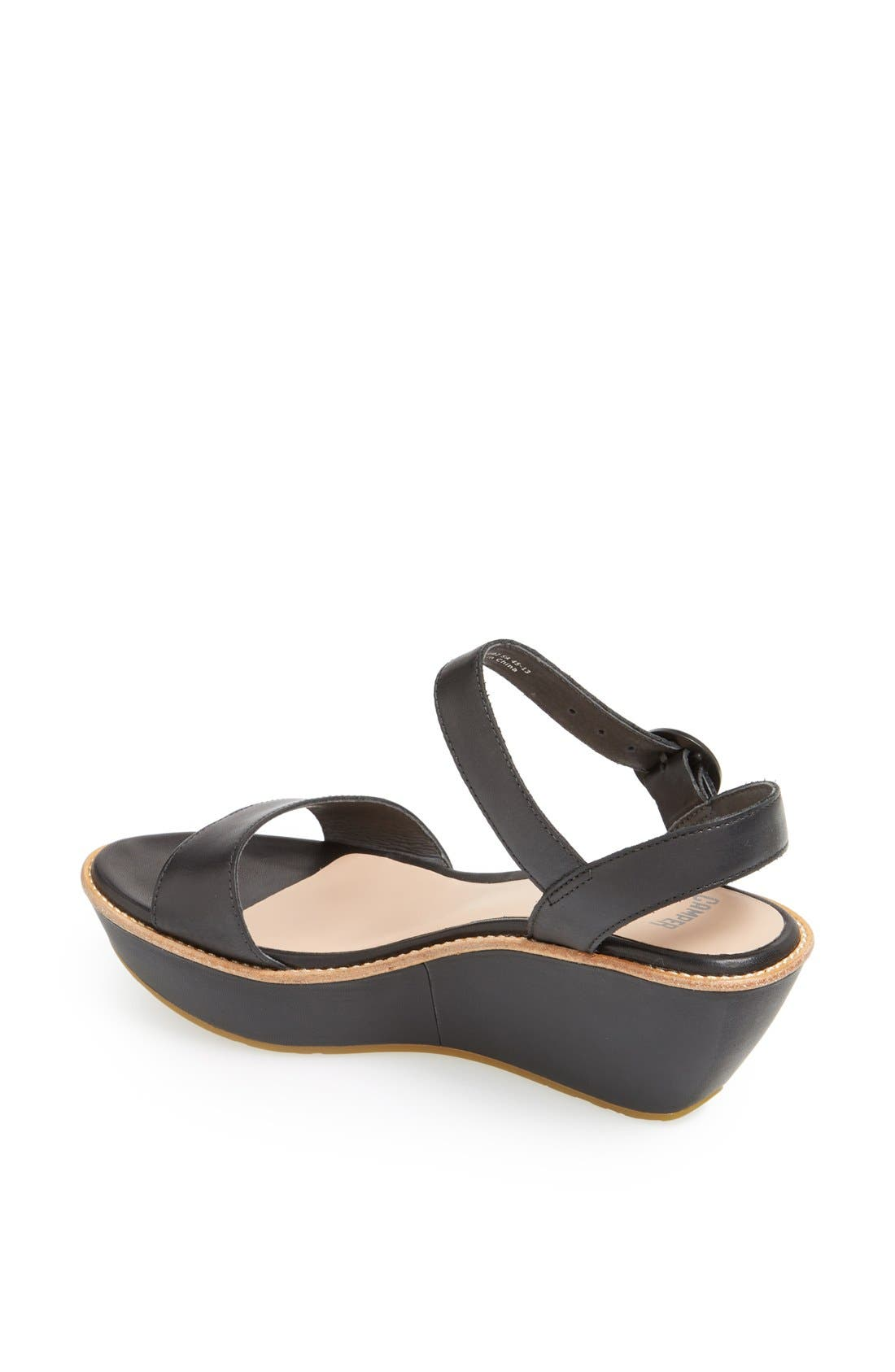 Alternate Image 2  - Camper 'Damas' Wedge Sandal