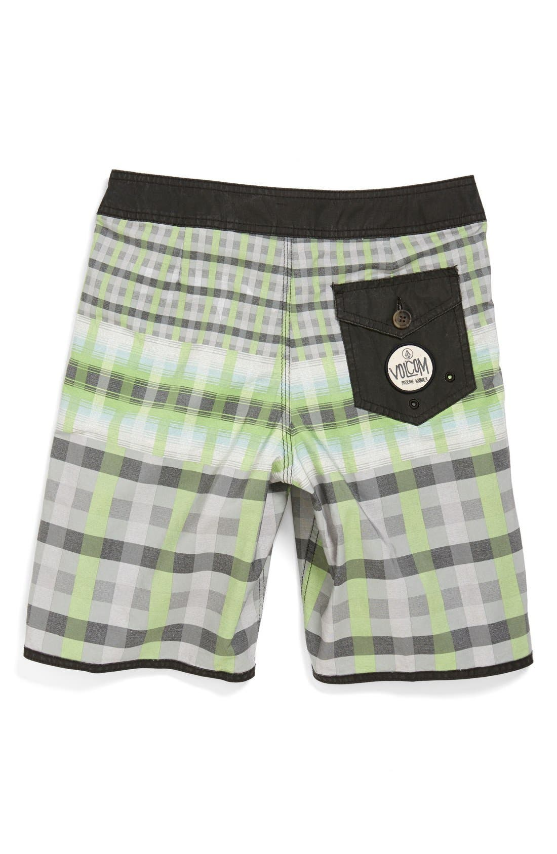 Alternate Image 2  - Volcom 'Scallaid' Board Shorts (Big Boys)