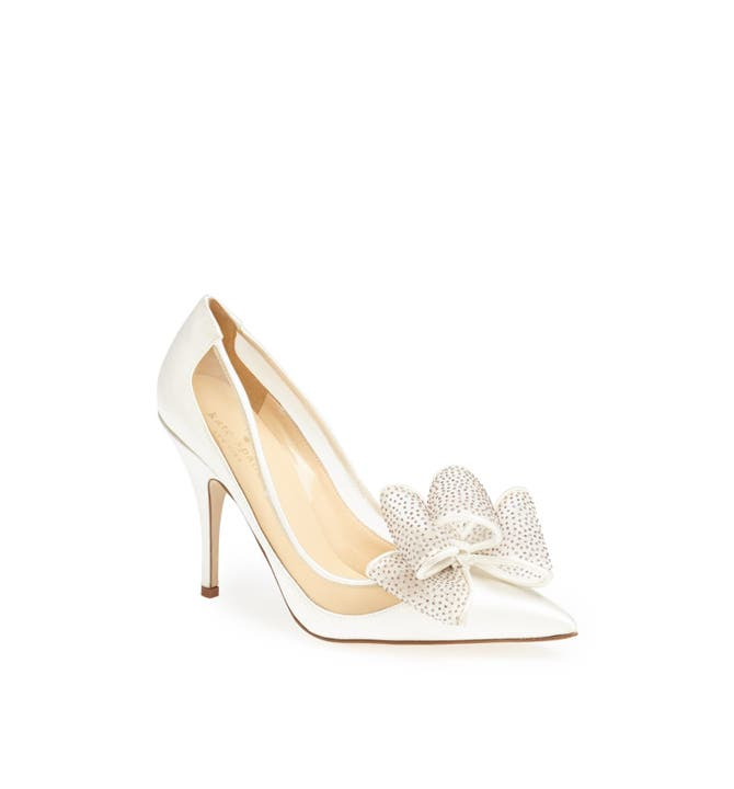 Kate spade new york lovely pointy toe pump nordstrom main image kate spade new york lovely pointy junglespirit Image collections