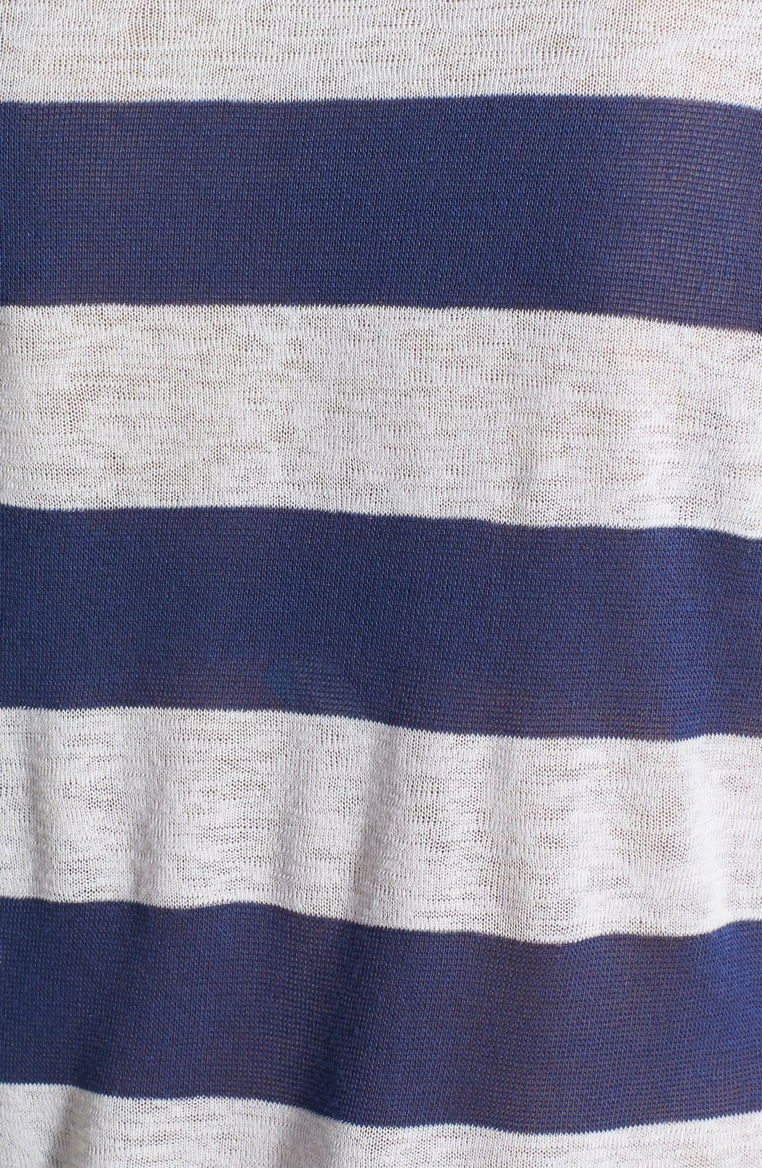 Alternate Image 3  - Olivia Moon Stripe Tee (Regular & Petite)