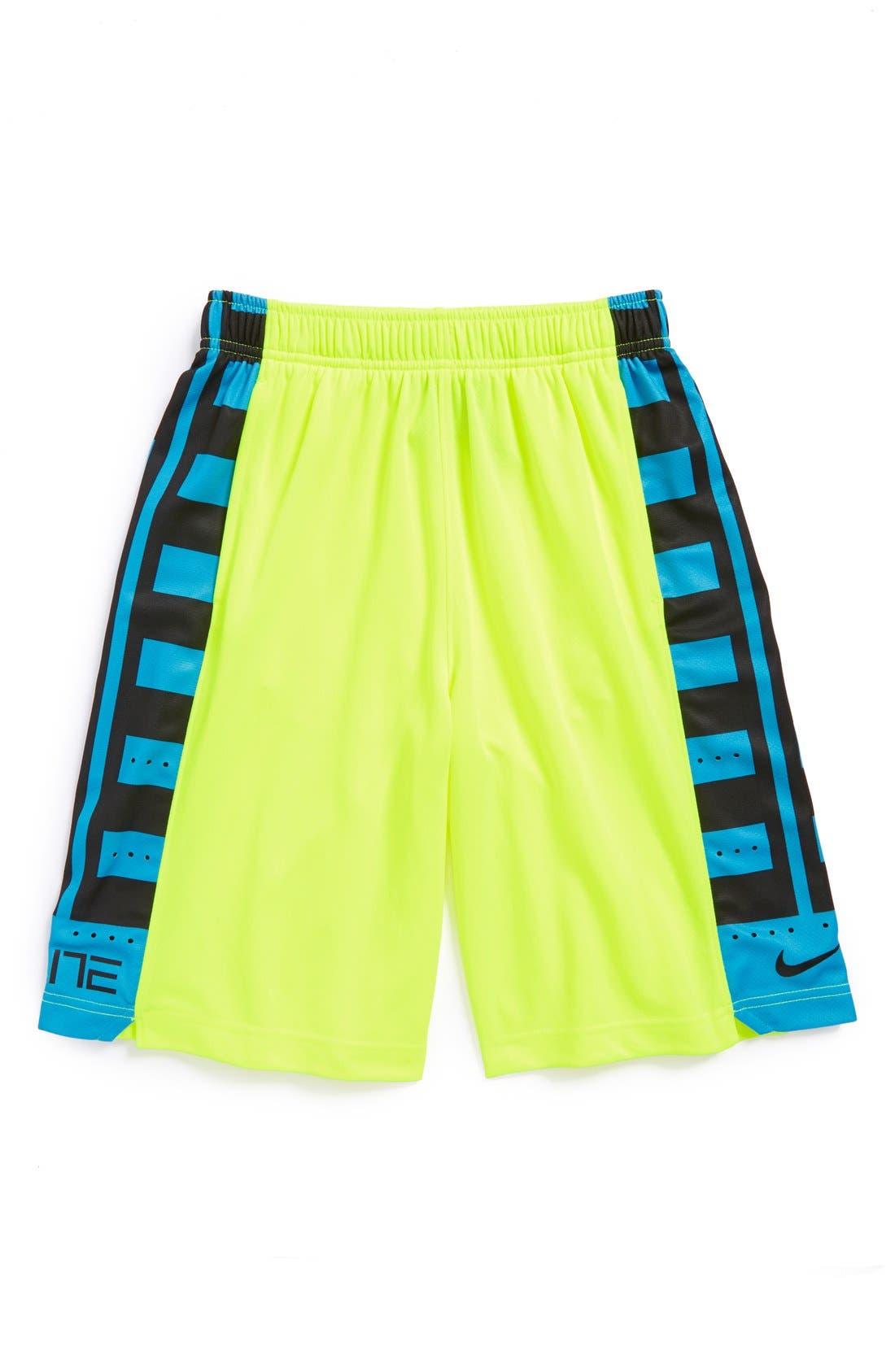 Main Image - Nike 'Fanatical' Dri-FIT Mesh Shorts (Big Boys)