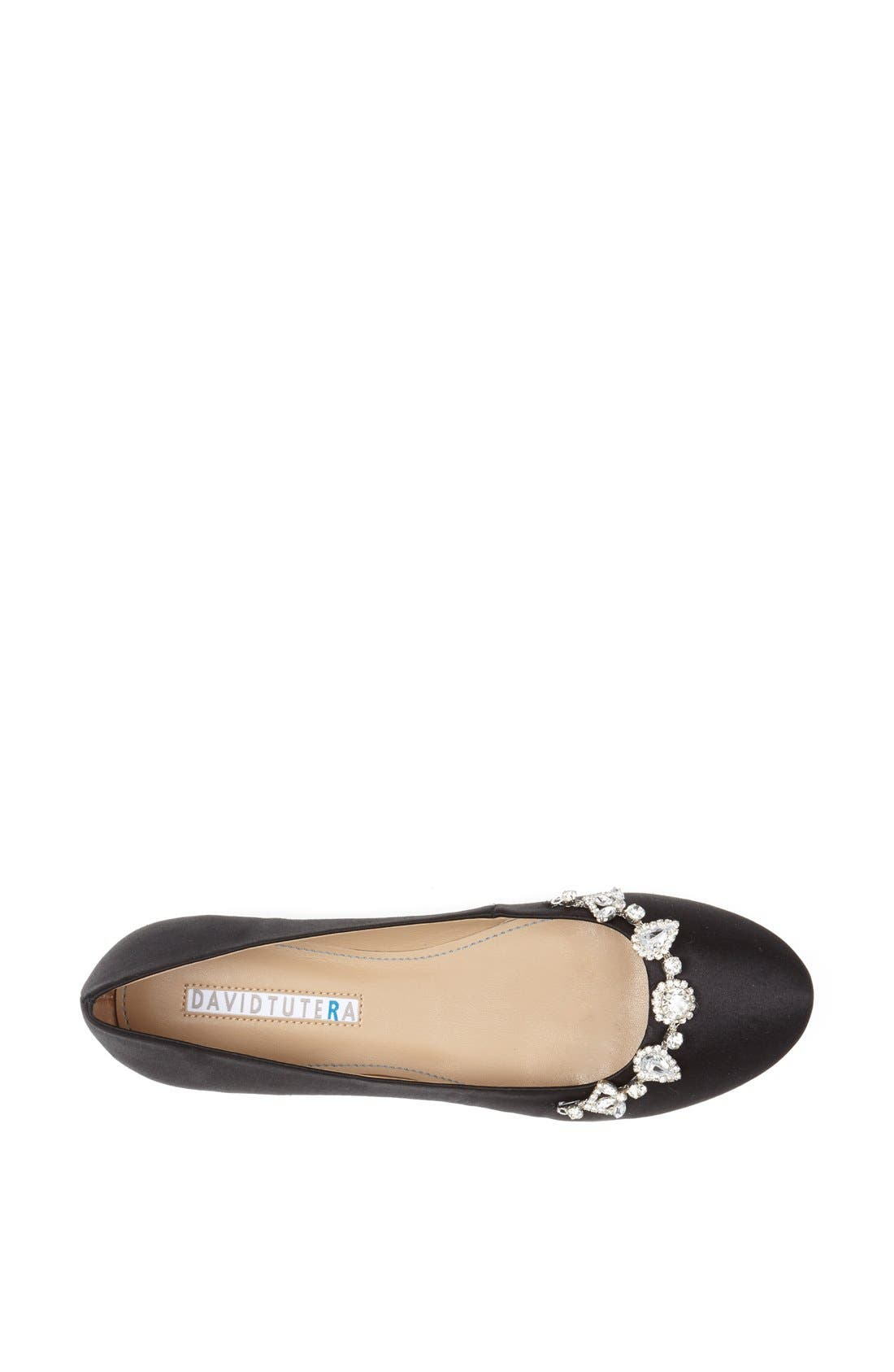 Alternate Image 3  - David Tutera 'Blossom' Flat